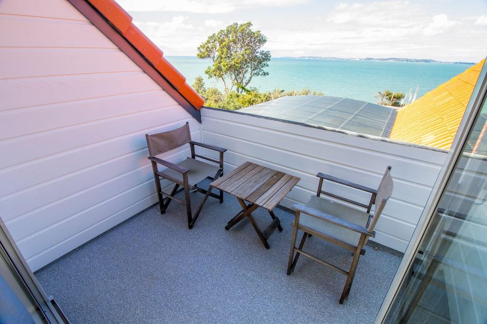 Deluxe vila, 5 spavaćih soba, pogled na ocean - Balkon