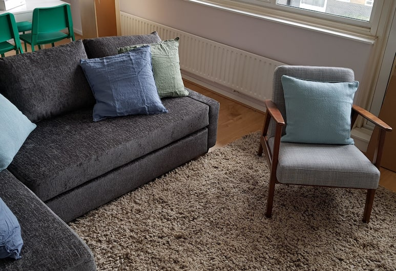 Bright 3 Bed in Central London, London, Puhkenurk