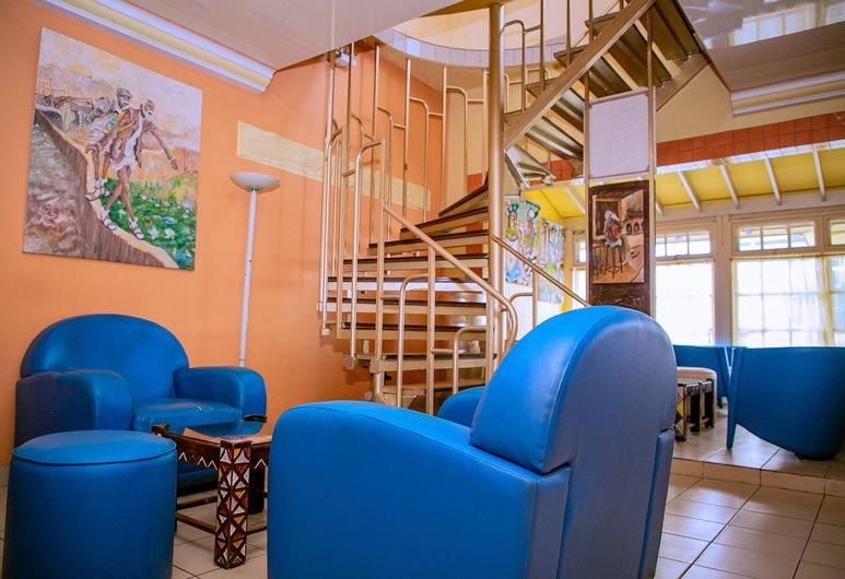 Hôtel Leet Dorian, Libreville, Reception