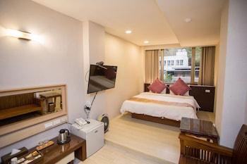 תמונה של Mei Jia Mei Hotel בג'יאושי