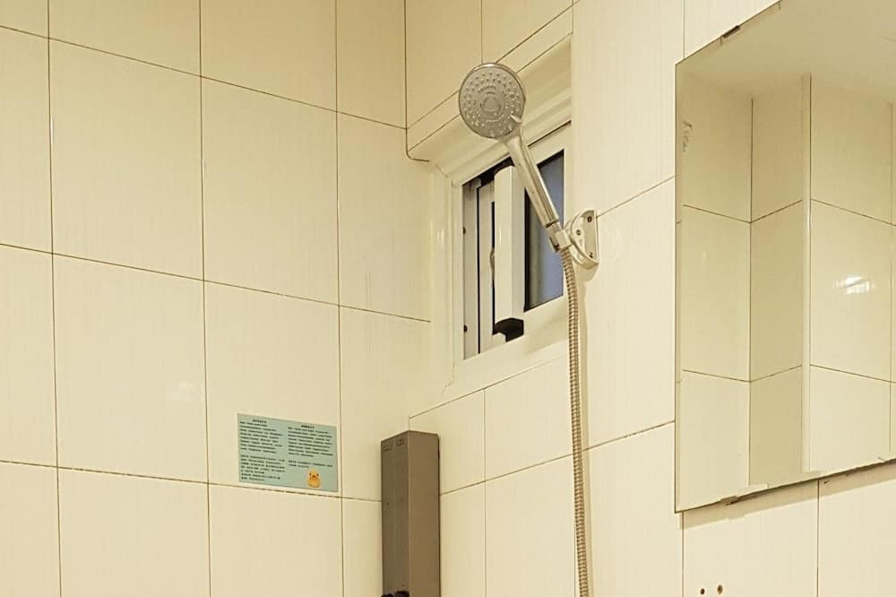 雙人房(一大床或兩小床) - 浴室
