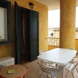 Deluxe-Dreibettzimmer, Balkon - Terrasse/Patio