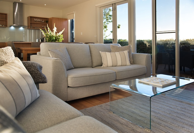 Luxe on Queensberry, Daylesford, Dom, 3 sypialnie, Salon