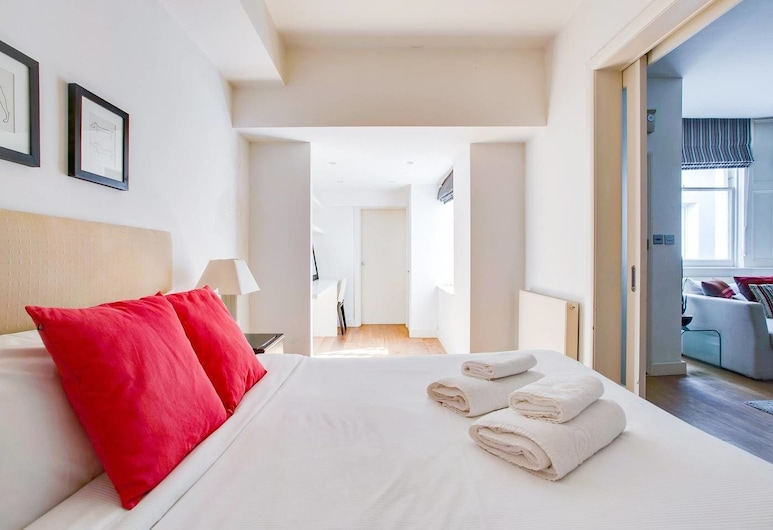 Stunning 1 bed Apartment South Ken/knightsbridge, Λονδίνο, Διαμέρισμα (1 Bedroom), Δωμάτιο