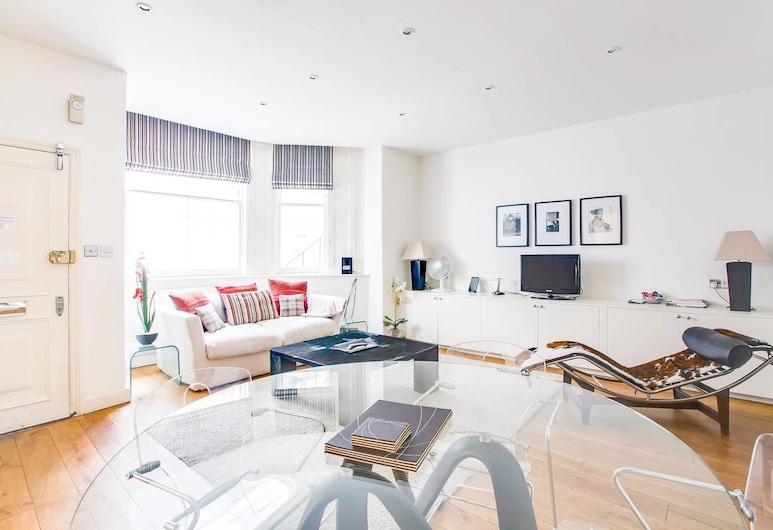 Stunning 1 bed Apartment South Ken/knightsbridge, לונדון
