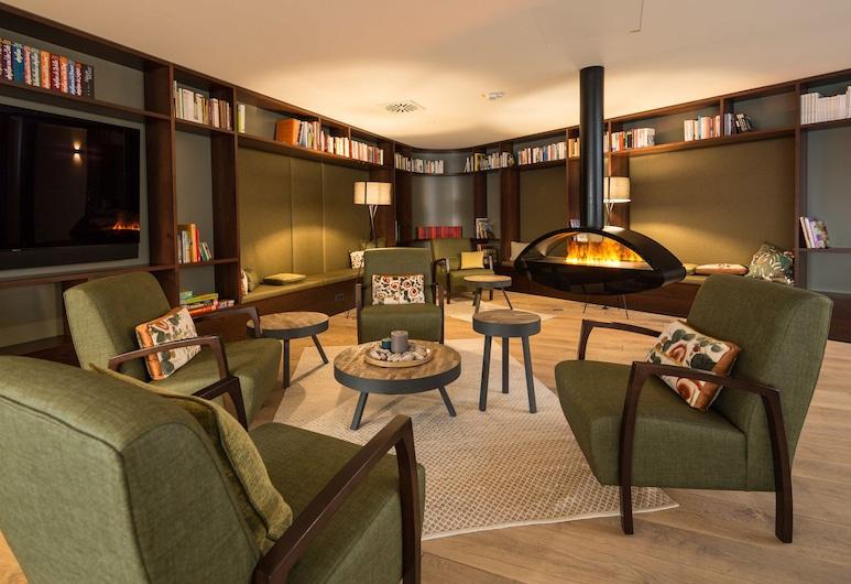 Das ACKER Hotel, Neuburg, Sala de estar en el lobby