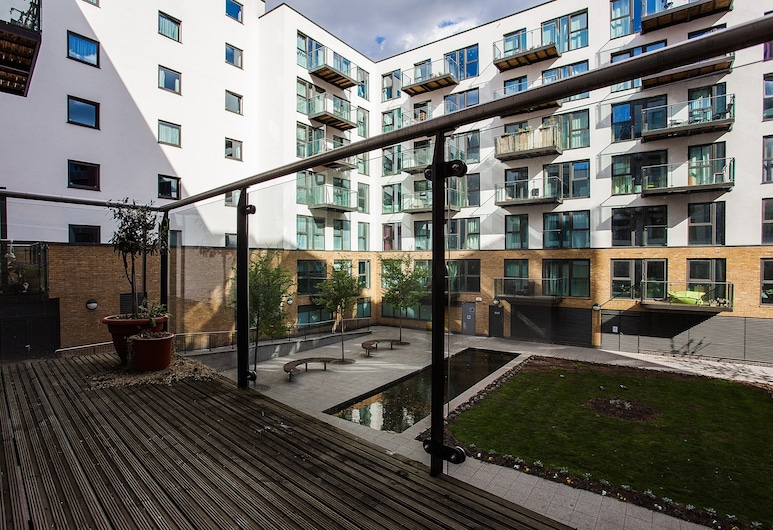 2 Bedroom Apartment With Balcony, London, Apartment, 2Schlafzimmer, Balkon