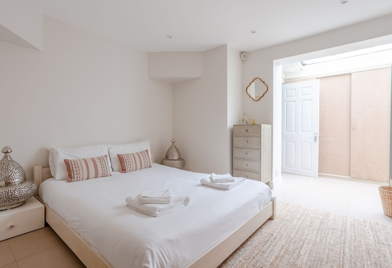 Kings Cross House Sleeps 6, London, Ridamaja, 3 magamistoaga, Tuba