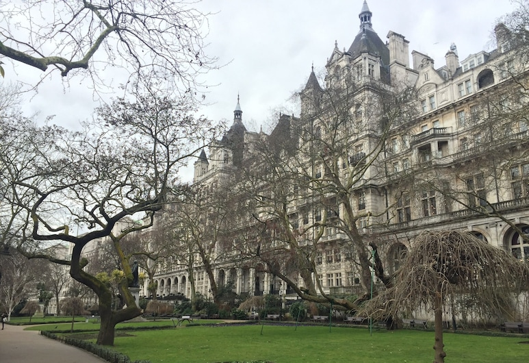 2 Bedroom Apartment in Westminister, London, Hotelgelände