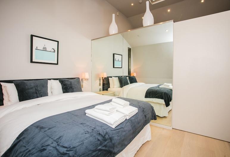 1 Bedroom Flat In Knightsbridge Sleeps 2, London, Tuba