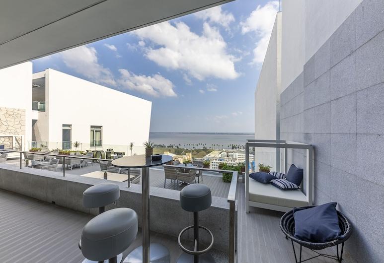 馬布多天空美利亞飯店, 馬布多, 露台
