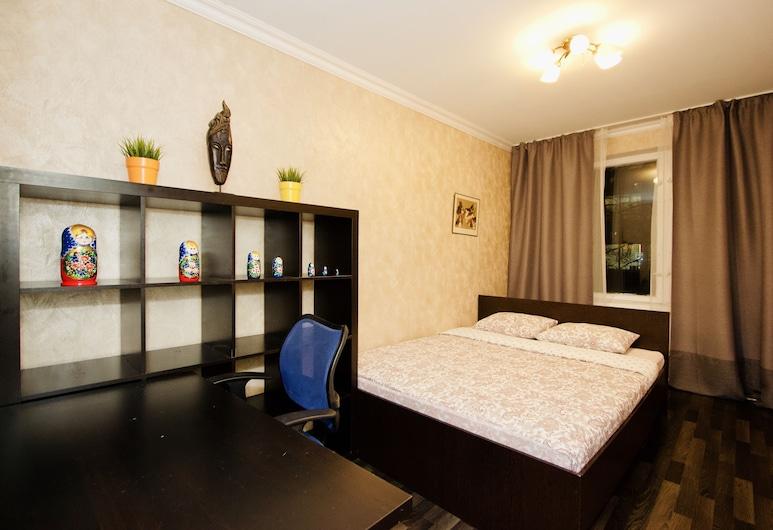 LUXKV Apartment on Belorusskaya, Moskwa, Apartament, Pokój