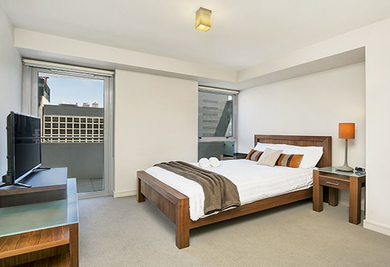 The Apartment Service BS901, North Sydney, Apartment, 1 Schlafzimmer, Poolzugang, Zimmer