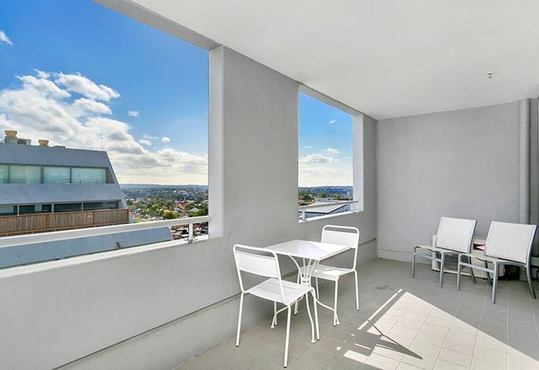 The Apartment Service L1103, St. Leonards, Leilighet, 1 soverom, balkong, Balkong