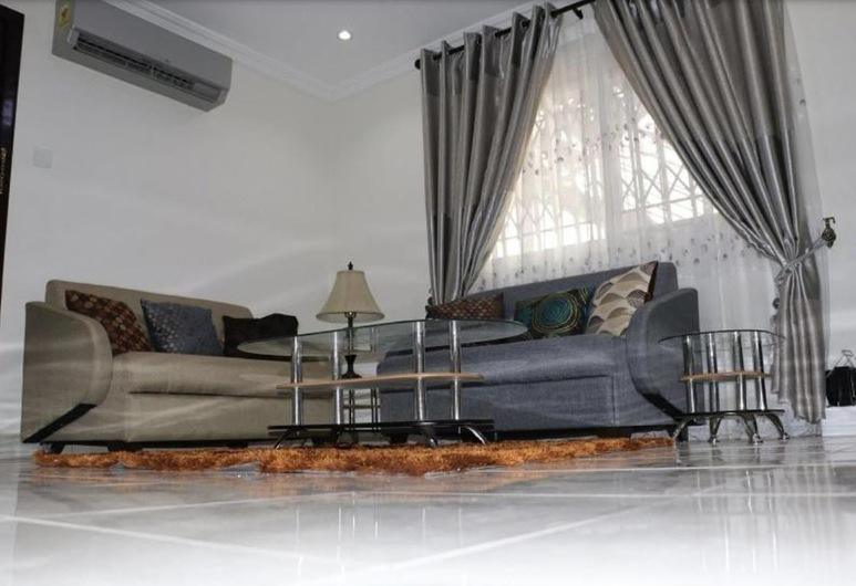 賈利亞公寓酒店, 阿克拉, 公寓, 1 間臥室, 客廳