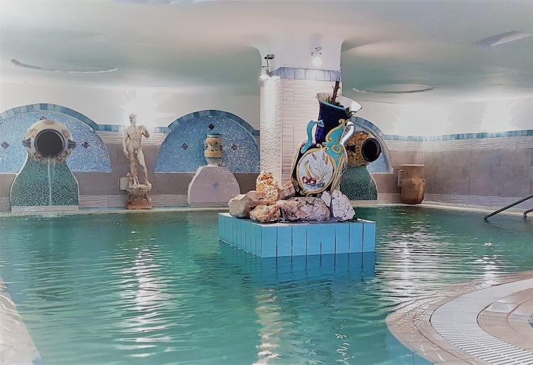 Hotel Ischia Onda Blu, Forio, Piscina coperta