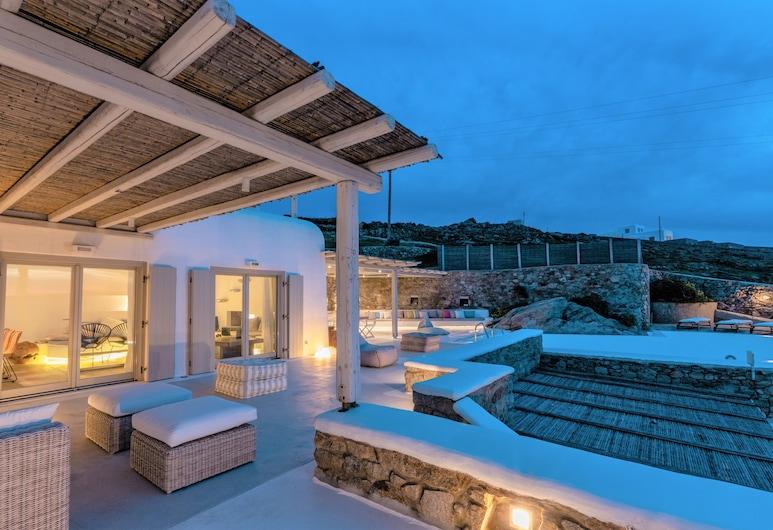 Amorous Luxury Villa, Μύκονος, Εξωτερικός χώρος