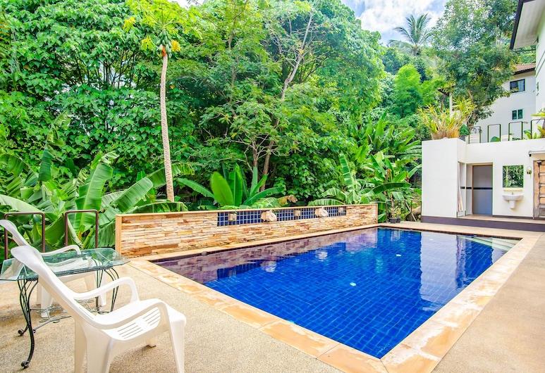 OYO 475 Pathaya Place Kata, Karon, Outdoor Pool