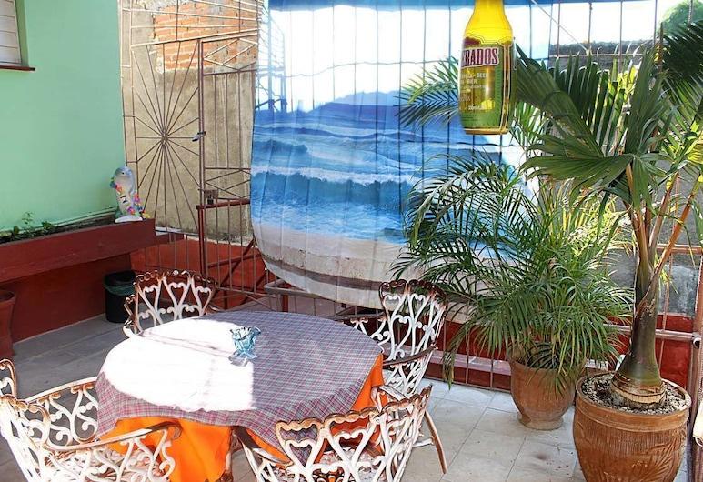 Hostal Lagunilla, Trinidad, Terraço/Pátio Interior