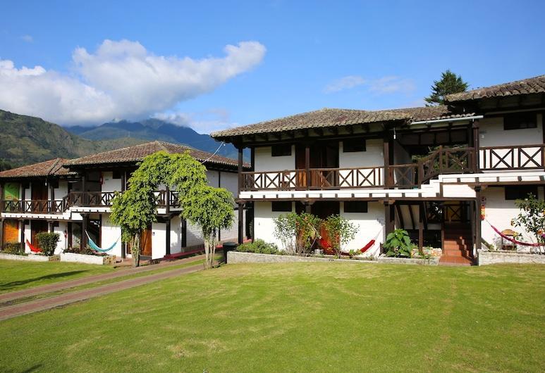 Hostal Inti Luna, Baños de Agua Santa