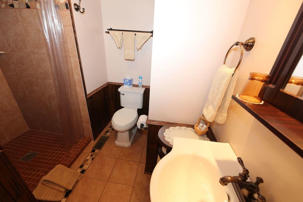 Stage Coach Room, 1 King Bed, Private Bathroom, Ground Floor - Artículos de tocador