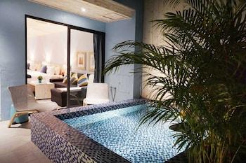 Bild vom Azure Inn in Hengchun