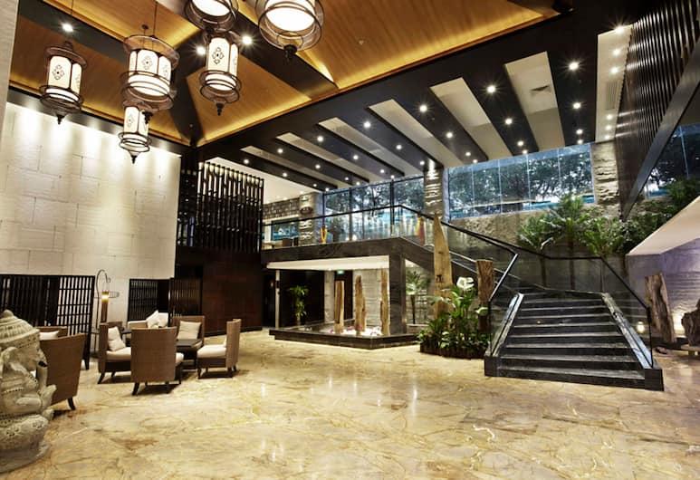 Relaxed Season Hotel Longcheng Branch, Shenzhen, Lobi