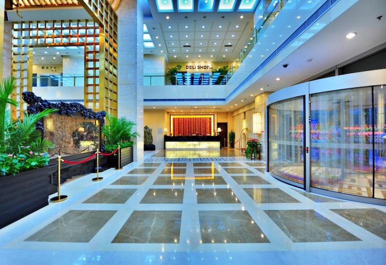 北京廣播大廈酒店, 北京市, 大堂