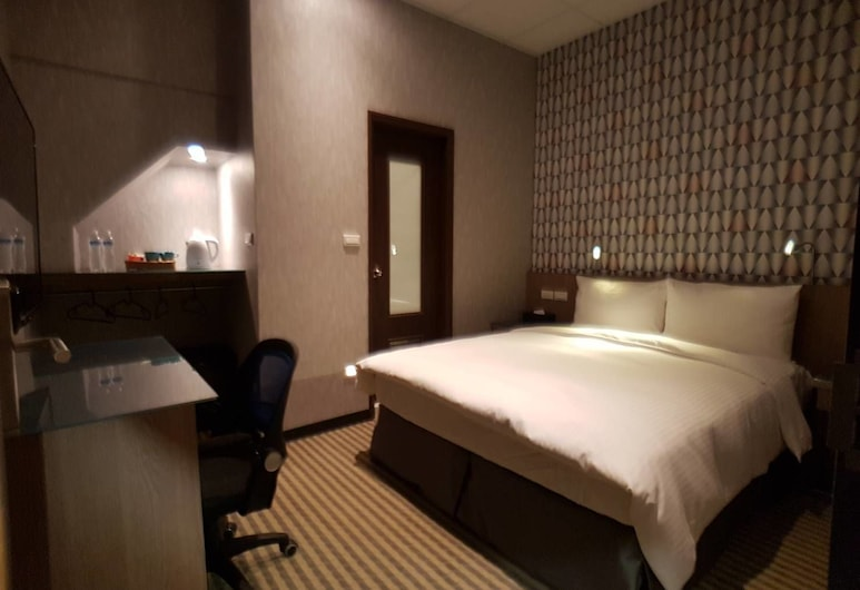 Taipei Circle Stay, Taipei, Standard Double Room, 1 Double Bed, Guest Room