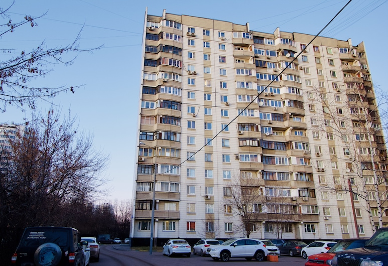 LUXKV Apartment on Gerasima Kurina, Moskwa, Front obiektu
