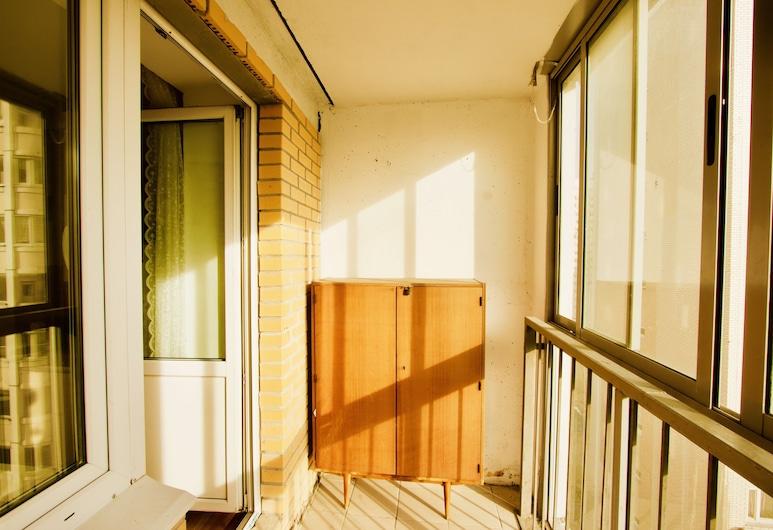 ลักซ์เควี อพาร์ทเมนท์ ออน รูเบลฟสโคย ชอสเซ 95, มอสโก, อพาร์ทเมนท์, ระเบียง