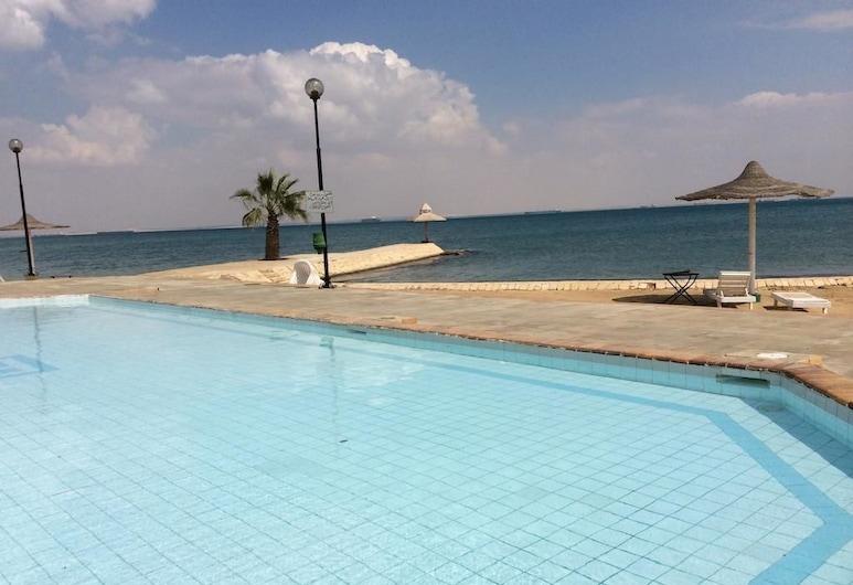 El Morgan Hotel, Fayed, Outdoor Pool
