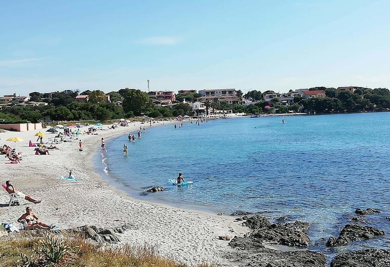 Al Mare da Francesca, Olbia, Strand
