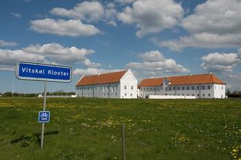 Picture of Vitskøl Kloster in Logstor