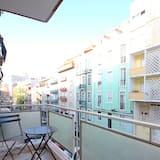 apartman, 2 hálószobával - Erkély