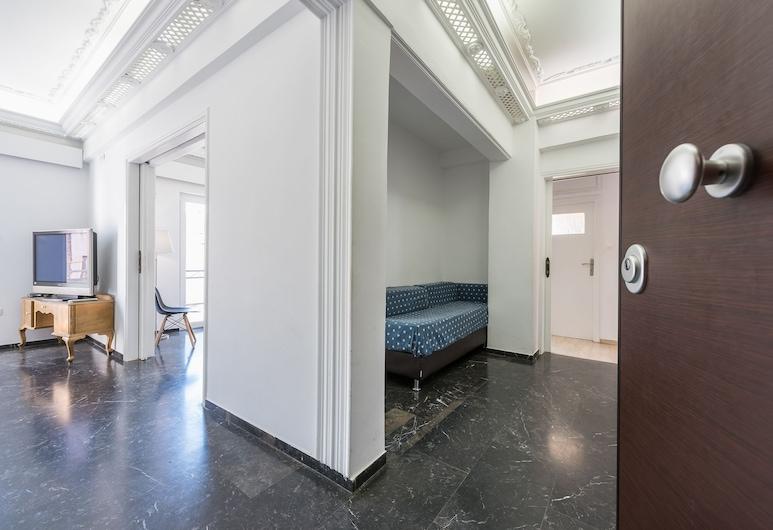 アクロポリス ビュー ドリーム アパートメンツ, アテネ, 内部エントランス