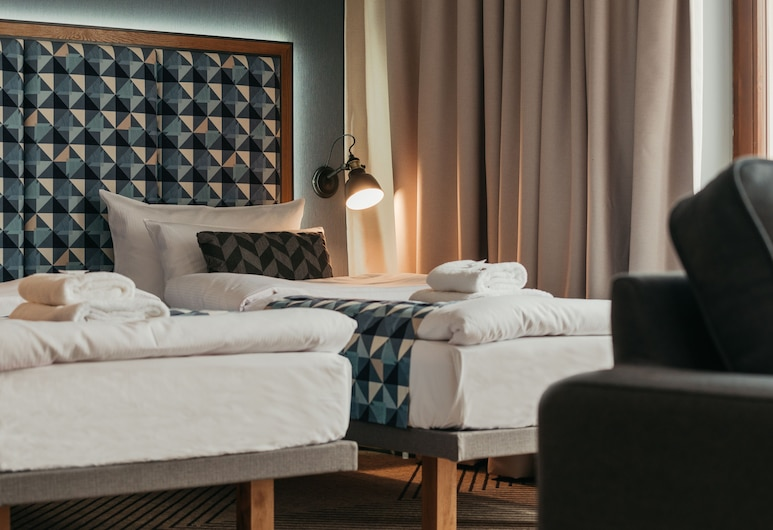 Avena  by Artery Hotels, Krakow, Superior Double or Twin Room, Guest Room