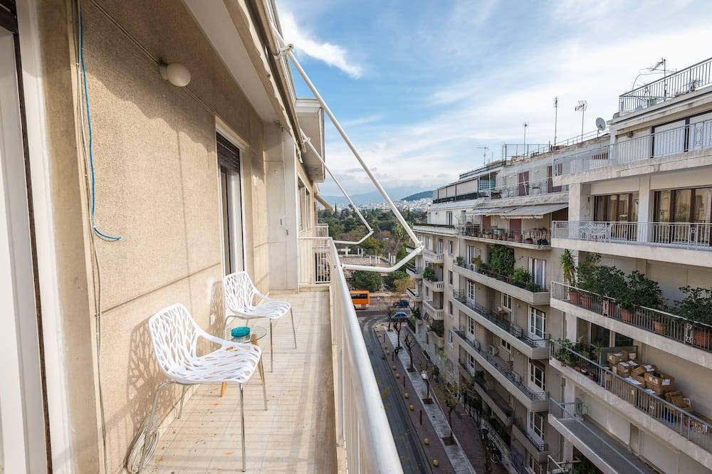 Departamento (Victoria Paradise near Metro) - Balcón