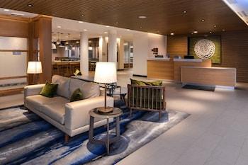 葛洛夫市哥倫布格羅夫城萬豪套房費爾菲爾德飯店的相片