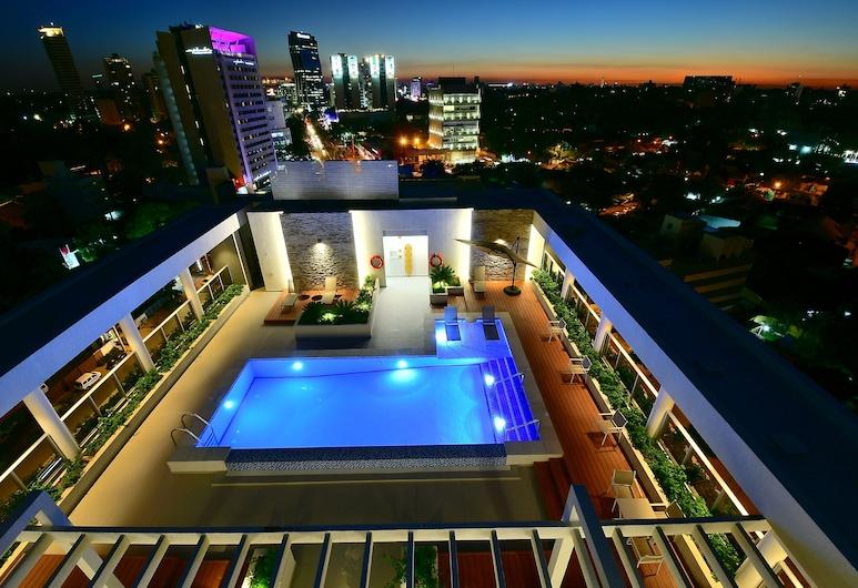 Holiday Inn Express Asuncion Aviadores, Asunción, Pool