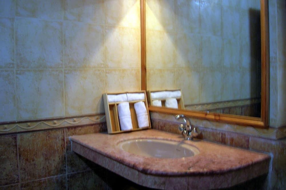 Huvila, 1 makuuhuone, Näköala laaksoon - Kylpyhuone