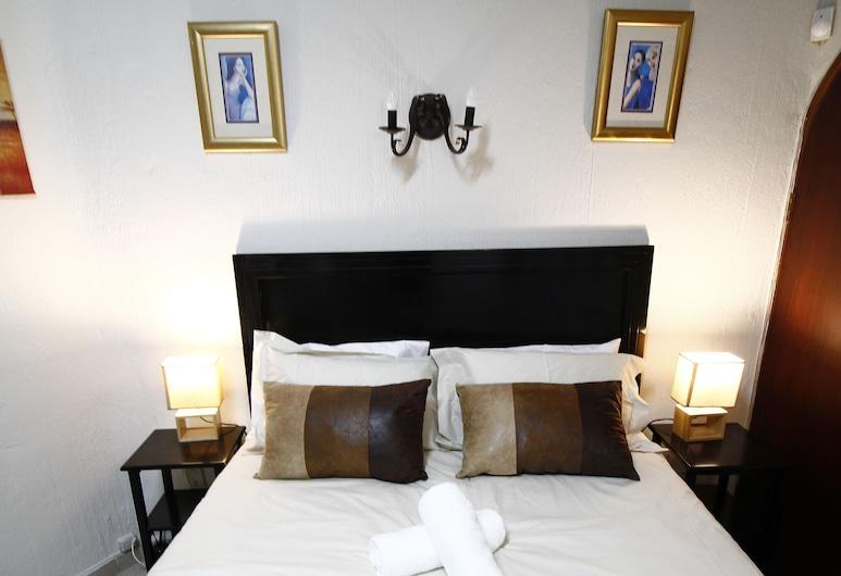 The Plot, Midrand, Standard-huone, 1 makuuhuone, Pääsy uima-altaalle, Näköala puutarhaan, Vierashuone