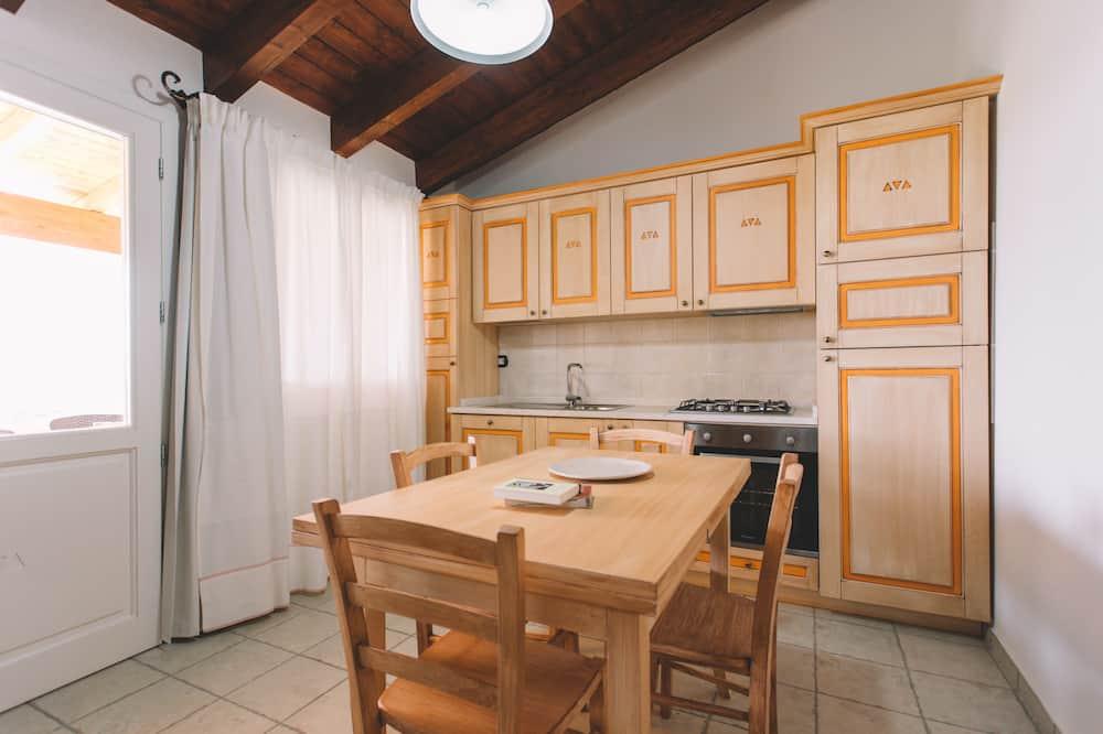 開放式客房, 露台 - 客房餐飲服務
