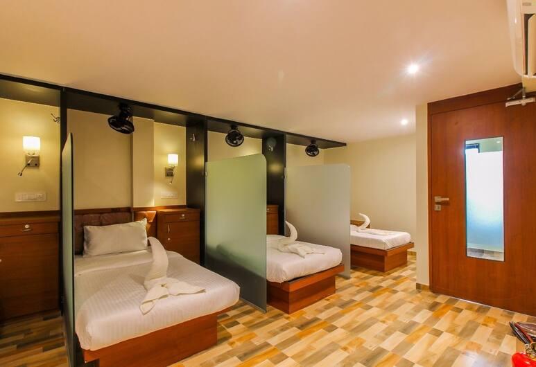 Blossom Dormitory, Bombay, Executive Ortak Ranzalı Oda, Sadece erkekler için, Oda