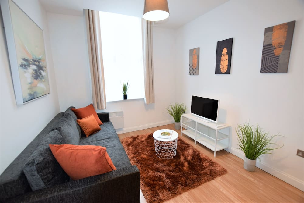 Departamento Confort - Sala de estar