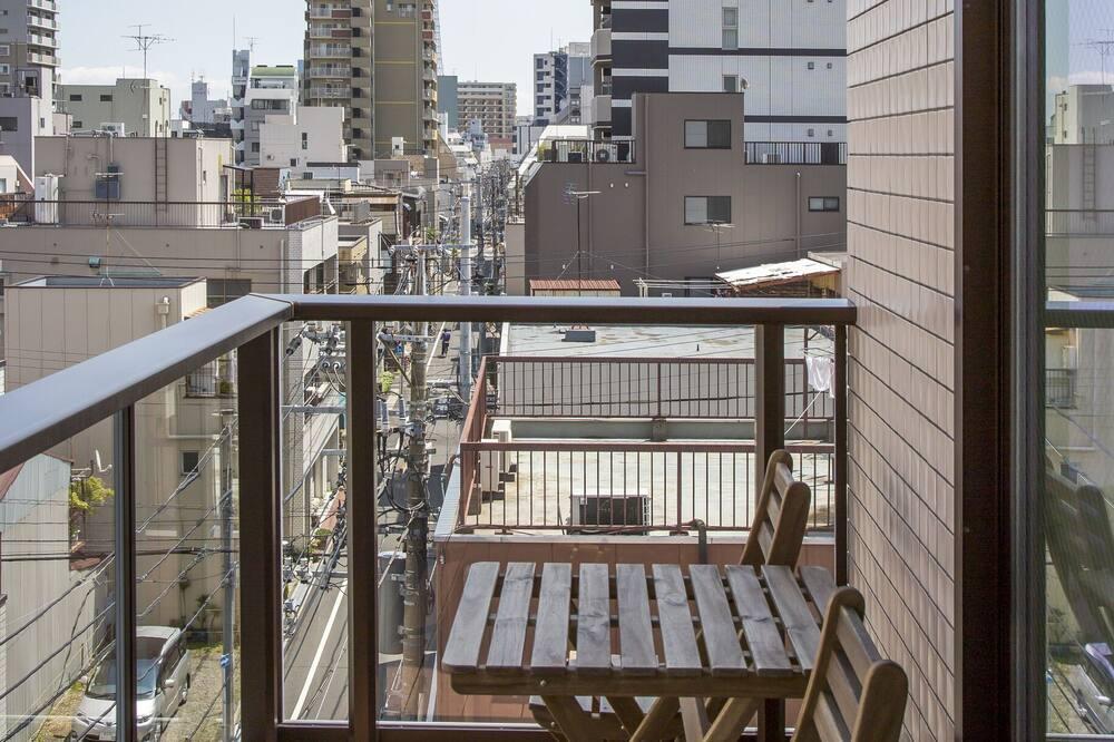 Номер-люкс категорії «Superior», 1 спальня, з балконом - Балкон