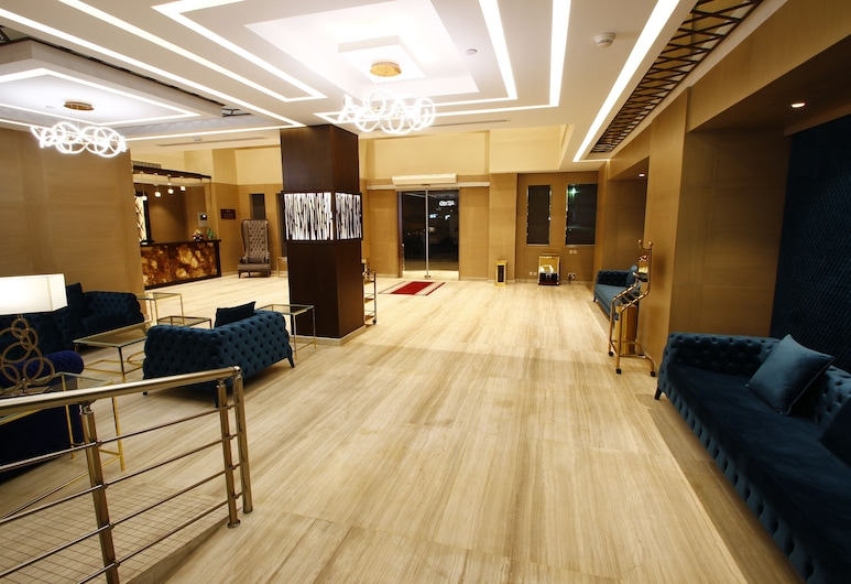 Diwan Residence Hotel  Alsalamah, Jeddah, Lobby Sitting Area