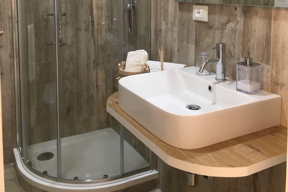 Comfort lakosztály - Fürdőszoba