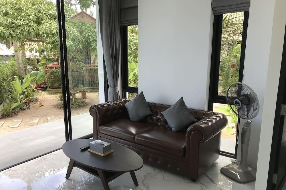 One Bedroom Villa - Гостиная