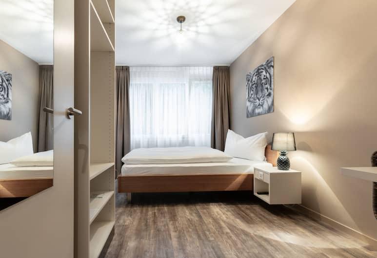 Hotel Birsighof, Basel, Single Room, Guest Room